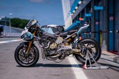 Chaz Davies Ducati Panigale V4R