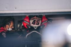 Scott Reddings Ducati Panigale V4R