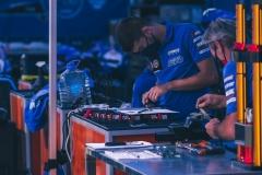 Beim Yamaha R3 European Cup feilt man tüchtig